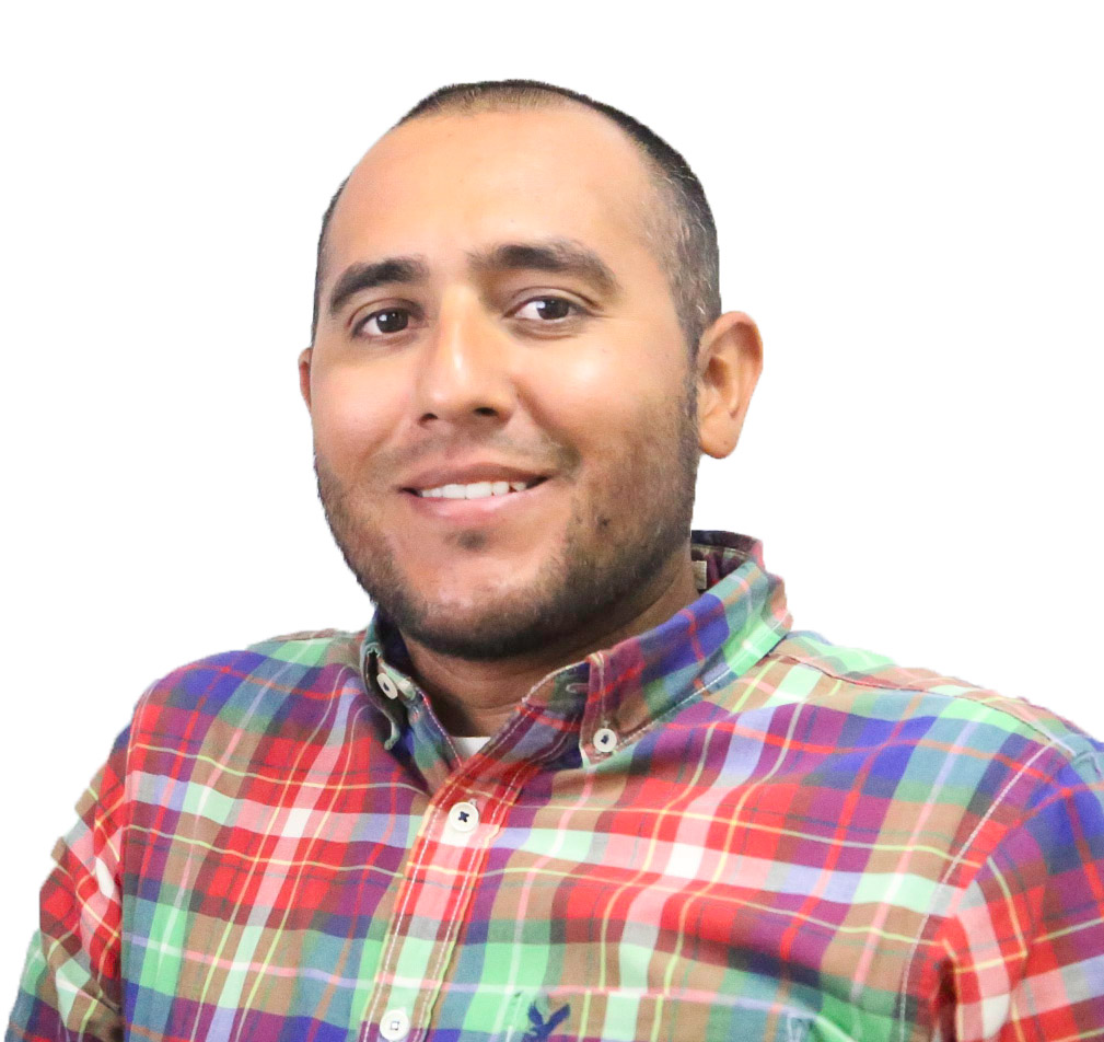 Gustavo Gutierrez Rojas – Communications & Marketing